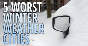 February Will Go Out Like A Lion Colorado Daily Snow Report 5 Worst Winter Weather Cities Farmers U0027 Almanac