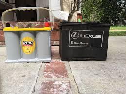 lexus gx warranty optima battery yellow top clublexus lexus forum discussion