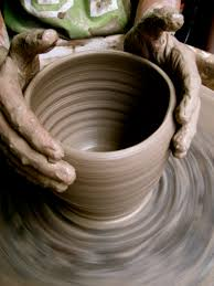 throwing a pot throw it create play transform