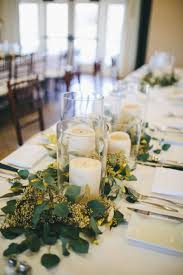 Vase And Candle Centerpieces by 163 Best Candle Decor Images On Pinterest Marriage Wedding