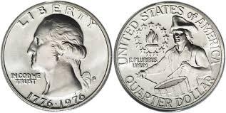 1776 to 1976 quarter washington quarter value coinhelp