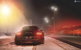 porsche 911 snow porsche 911 carrera 4s