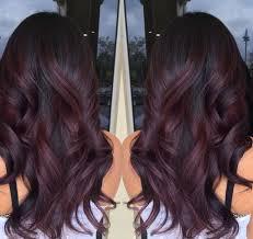 deep purplish shade red