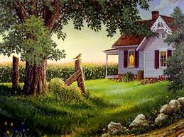 country home home wallpaper