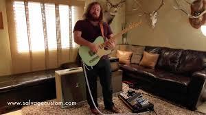 Custom 1x12 Guitar Cabinet Salvage Custom 2x10 Speaker Cab Demo Vs Dr Z 4x10 Youtube