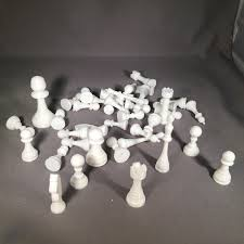 3d printed chess set engineering students make big impression