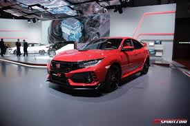 honda civic type r 2017 geneva 2017 honda civic type r gtspirit