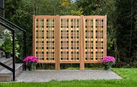Trellis Landscaping Claremont Landscape Screen 3 Pack Arboria Hardwood Furniture