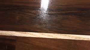 Red Oak Table by Brazilian Walnut Brazilian Cherry U0026 Red Oak Table Part 3 Youtube