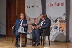 spectator speaker series an evening with charles moore