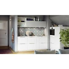 photo cuisine blanche la cuisine blanche par ikea