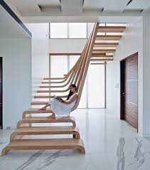 U Stairs Design 22 Beautiful Stairs That Will Make Climbing To The Second Floor