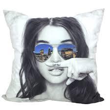 tac home mustache pillow home home decor pillows