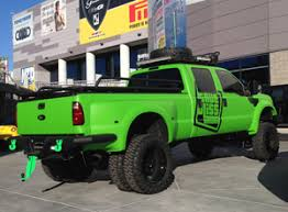 2014 las vegas truck show sema council network news display your truck or jeep at the sema