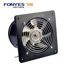 6 Wall Mounted Ventilation Fan High Speed Ventilator For Kitchen