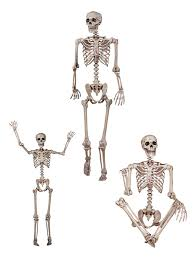Halloween Posable Skeleton Pose N Stay Skeleton Usa Brand Crazy Bonez Walmart Com
