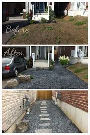 stunning front yard driveway ideas images design ideas amys office
