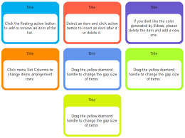 an example of chronological order examples of graphic organizer