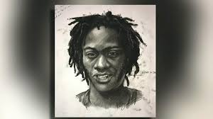 police issue sketch of man they say assaulted near bus stop