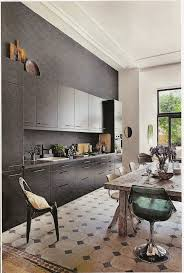 row house refuge timeless kitchen design part 2 modern