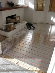 can you put radiant heat under laminate flooring radiant heat on floor home inspiration pinterest radiant
