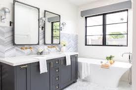 Gray Vanity Bathroom Rooms Viewer Hgtv