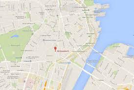 Boston Street Map Contact Richard Oliver D M D Boston Ma