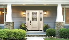 Fiberglass Exterior Doors Lowes by Front Doors With Sidelights Lowes Istranka Net