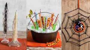 easy halloween crafts 3 easy halloween crafts to spook your guests southern living