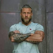 what is a viking haircut viking haircut with beard beardstyleshq