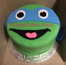 tmnt cake cakes gallery s cake lollies treats
