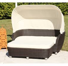 Resort Style Patio Furniture St Tropez Resort Style Outdoor Daybed