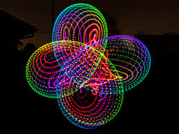 helix led hoop hey check this skittles rainbow ombre led hula hoop http www