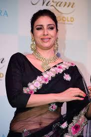 pics tabu in black transparent saree page 1