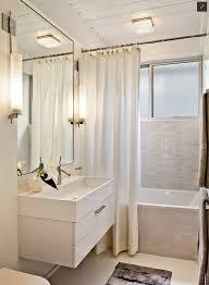 White Linen Shower Curtain Eye Catching Bathroom Curtains For Lovely Bathroom