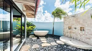 23 inspirational bathroom designs with elegant outdoor concept