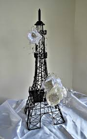 items similar to parisian eiffel tower decoration centerpiece