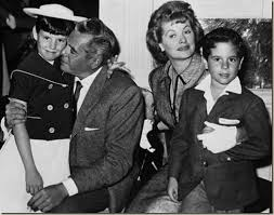 lucy arnaz today desi arnaz jr actor the arnaz family in 1959 are from left