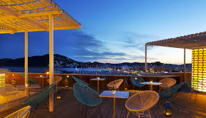 luxury restaurants in santa eulalia ibiza aguas de ibiza