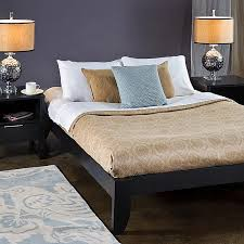 Bed Frame No Headboard Bed Without Headboard Simple Bedroom With Bed Frames Without