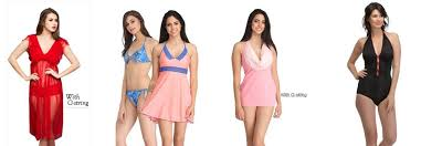Bridal Honeymoon Nightwear Clovia Offers On The Best Bridal Lingerie Wedding Nightwear