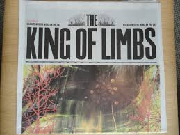 Radiohead King Of Limbs From The Basement Radiohead U2013 The King Of Limbs Newspaper Album Incl Photos I U0027m A