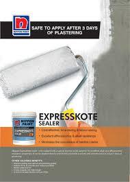 expresskote sealer nippon paint