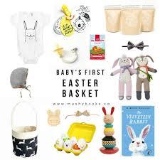 baby s easter gifts mushybooks