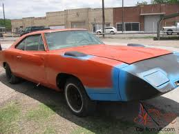 69 dodge charger parts for sale dodge charger 69 daytona clone ac auto lots of parts nose wing 500