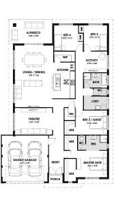 Fantasy Floor Plans House U0026 Land Package Caversham 422 000 Fantasy First Home