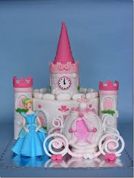 lovely cinderella birthday cake between the pages