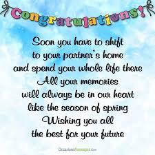 Wedding Congratulations Message Wedding Wishes For Bride Congratulations Messages For Bride