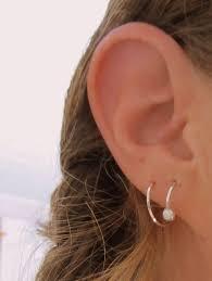 ear piercing hoop ear piercing ideas master piercing
