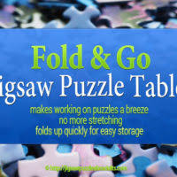 Jigsaw Puzzles Tables Top 5 Jigsaw Puzzle Tables Ideal Solutions For Avid Jigsaw Puzzlers